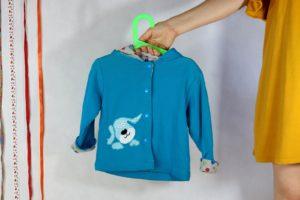 Bluza dwustronna z psem 92 cm